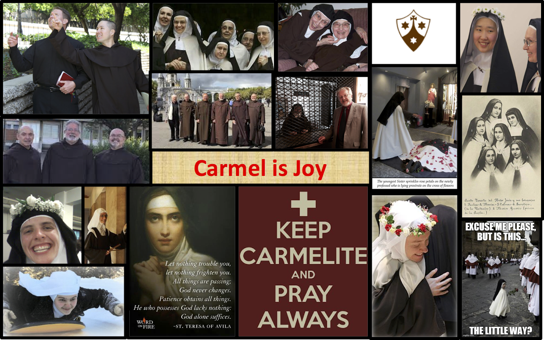 Carmel is Joy
