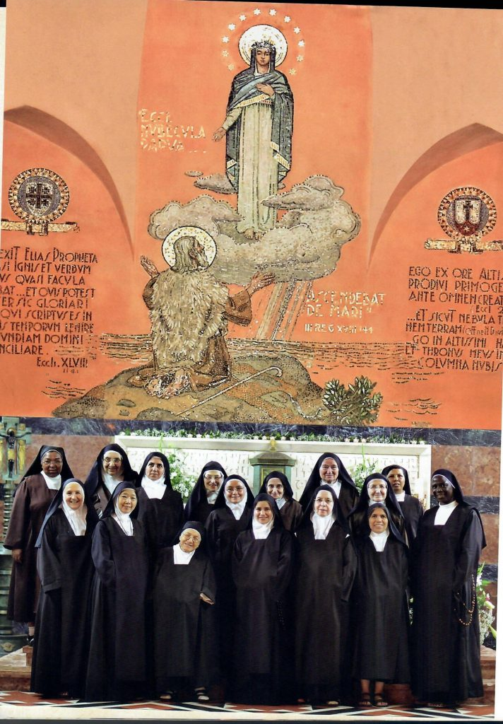 Another anniversary of the Monastery of Carmelite nuns in